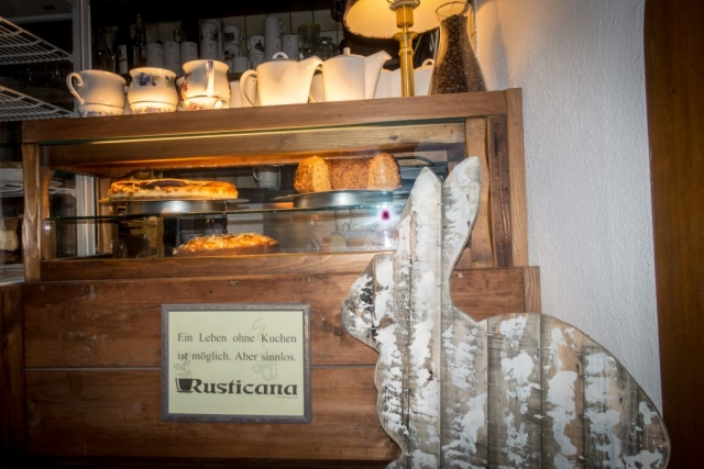 Cafe Rusticana  Ostern