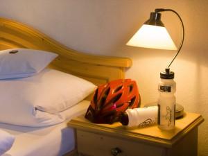 Bed and Bike Angebot