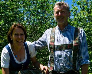 Claudia und Willi