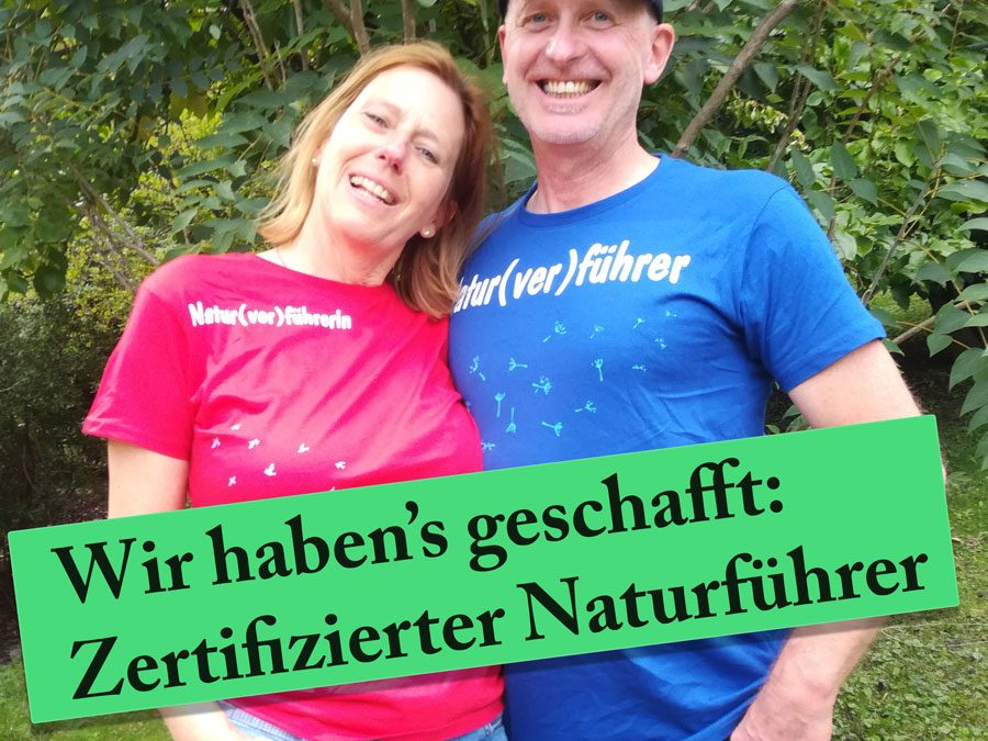 Zertifizierte Naturführer