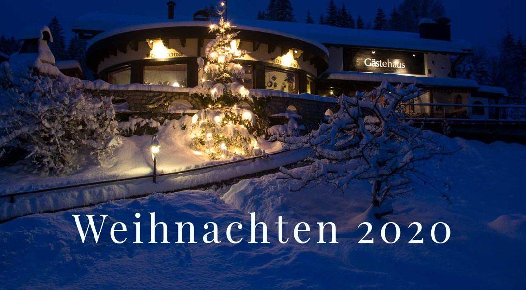 Weihnachten 2020 in Klais
