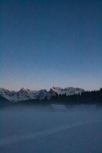 Winterstimmung in Klais